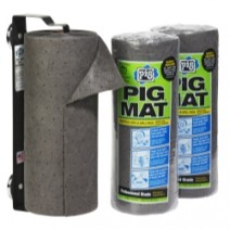Pig Mat + Dispenser Combo Pack