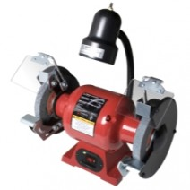 "6"" BENCH GRINDER W/LIGHT"