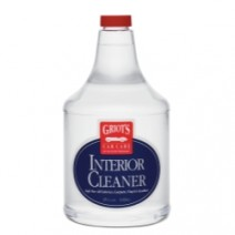 Fabric and upholstery cleaner