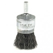 """BRUSH END 1"""" CRIMPED WIRE"""
