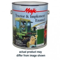 Majic Tractor & Implement Enamel, M F Red
