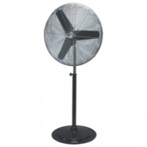 "MAXX AIR 30"" PEDESTAL FAN"